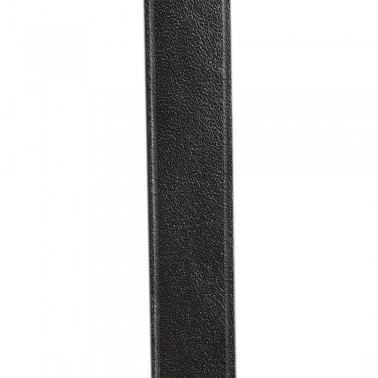 BRACELET cuir double cuir noir Ohdislemoi-Paris